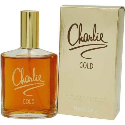 Charlie Gold By Revlon - Edt Spray 3.3 Oz Ladies Fragrance