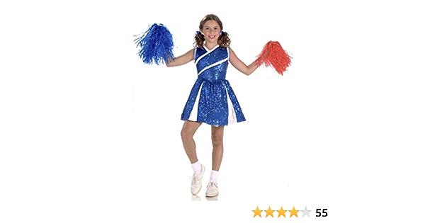 Forum Novelties 69316f Orange Cheerleader Kit for sale online