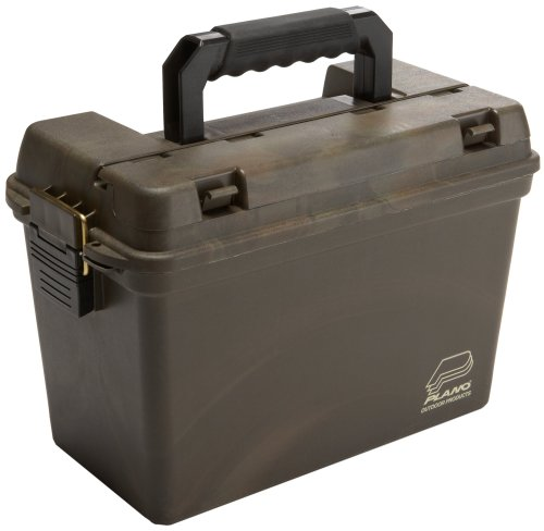Plano 1612 Deep Water Resistant Field Box with Lift Out Tray, Outdoor Stuffs