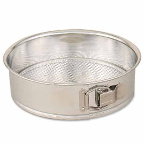 Winco Spring Form Cake Pan with Loose Bottom, 8-Inch by Winco