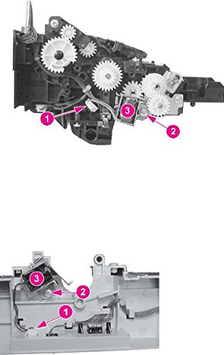 55020026KT - HP 55020026KT OEM - Duplex feed roller solenoid