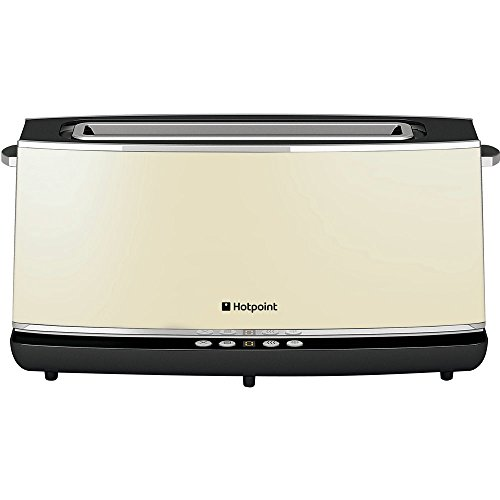 Hotpoint TT12EAC0 Toaster - Cream - Britain Sierra Leone Shopping Results