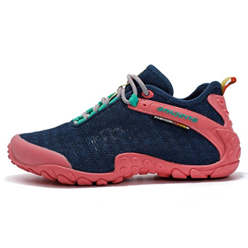 XIGUAFR botas bajo de Unisex caño Rose adulto g7q1g