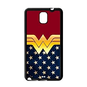 Hipster Wonder Woman Samsung Galaxy Note 3 Case Cover TPU American Flag by mcsharks