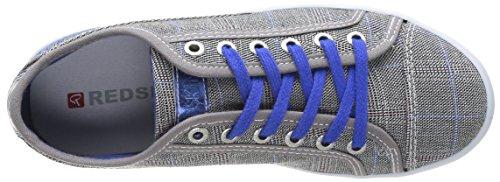 Clearblue Hobbol Cadet - Zapatillas de Deporte Niños Gris/Bleu