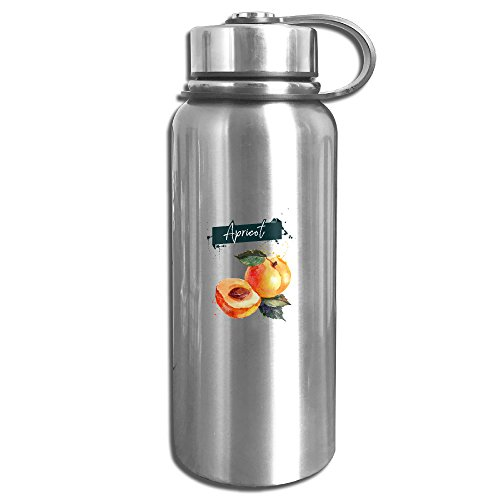 HOT Painted Apricot Temp Saver Stainless Steel Vacuum Insulated Travel Mug For Custom Coffee 800ml