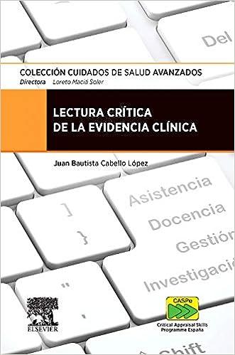 Lectura Crítica De La Evidencia Clínica: Amazon.es: Juan Bautista ...