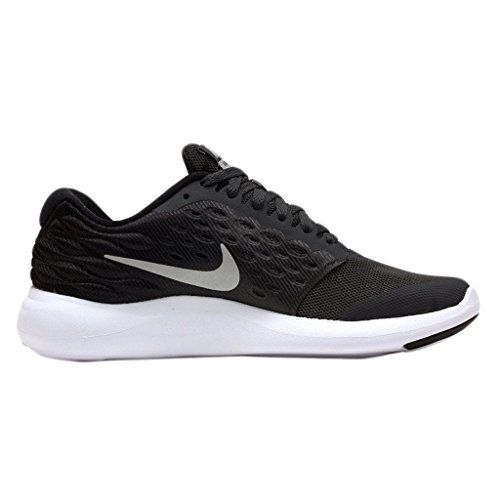 Nike Lunarstelos (gs) Jeunes Chaussures De Course Bleu Marine