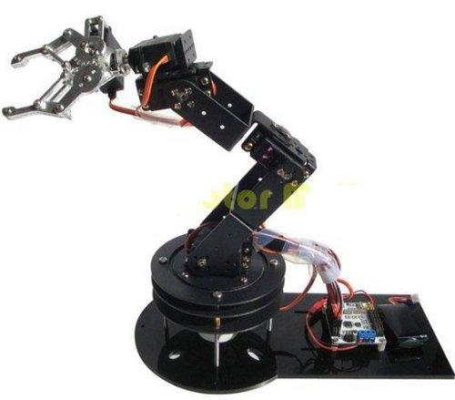 6 dof robot arm - 4
