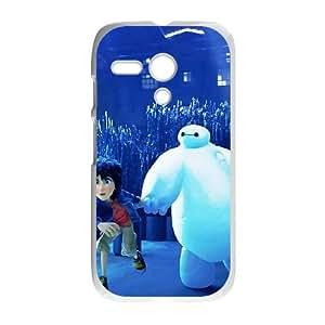 Big Hero 6 Motorola G Cell Phone Case White L0548070