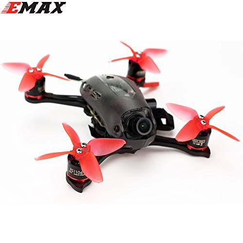 Emax Babyhawk Race Edition 112mm F3 Magnum Mini 5.8G FPV Racing RC Drone 3S/4S PNP by Crazepony by Crazepony