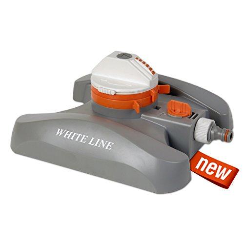 Rasensprenger-450-qm-Regner-Sprinkler-Bewsserung-Kreisregner-Impulsregner
