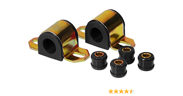Prothane 7-1179-BL Black 27 mm Rear Sway Bar Bushing Kit