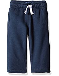 The Children's Place Boys' Uniform Fleece Pant