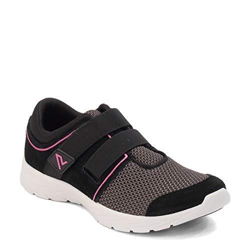 Vionic Women's, Brisk Ema Sneaker Black 9 M
