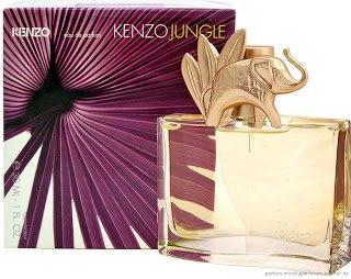 5d3f5d15a Amazon.com : Kenzo Jungle Elephant By Kenzo Eau De Parfum Spray 100ml/3.4  Oz for Women : Beauty