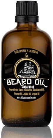 Beard Oil Sandalwood Manufacturer Beard ruff