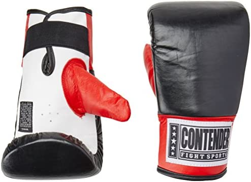 Contender Fight Sports Leather Boxing Bag Gloves