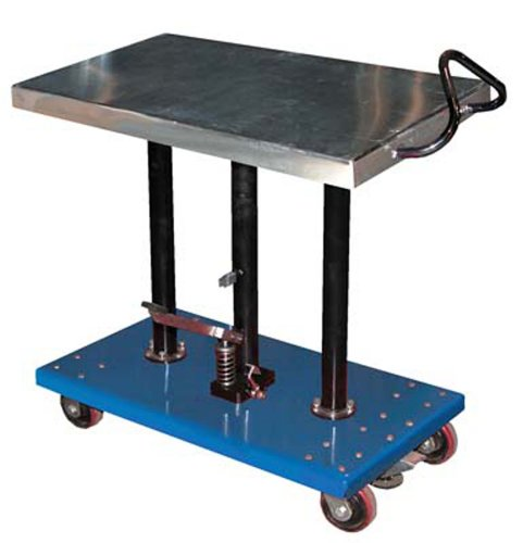IHS-HT-10-2036A-Hydraulic-Post-Table-1000-lbs-Capacity-36-Length-x-20-Width-Platform-36-54-Height