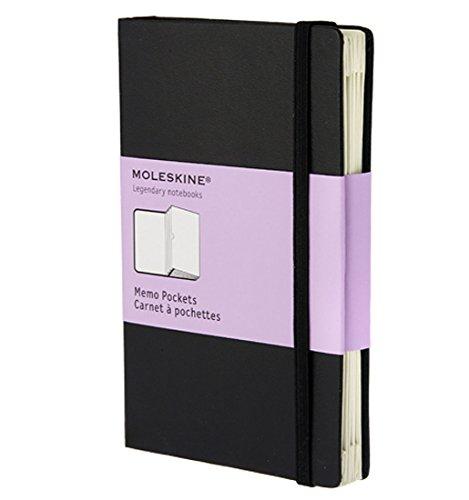 Moleskine Classic Pockets Pocket Black