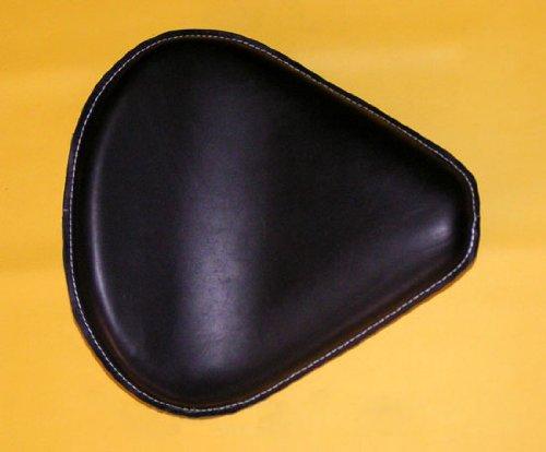 Bobber Solo Seat for Harley or Indian (Black)