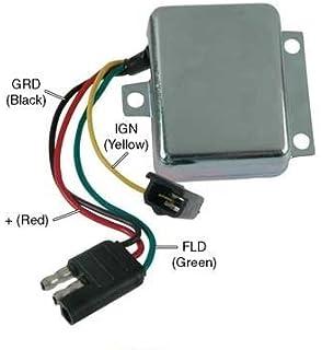 amazon motorola prestolite oe 8rh2004a adjustable voltage Motorola Alternator Circuit motorola prestolite oe 8rh2004a voltage regulator