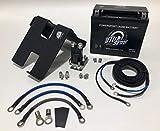 UTV Stereo Second Battery Kit w/ Battery For Can-Am Maverick X3