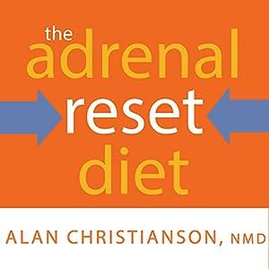 The Adrenal Reset Diet Audiobook