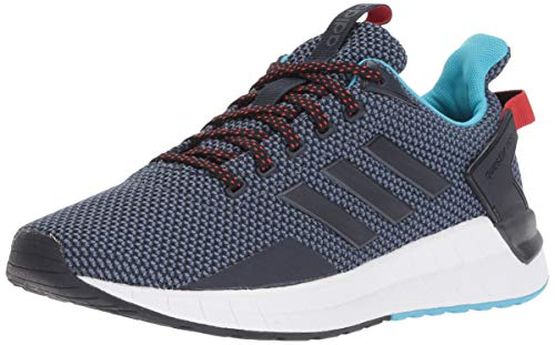 (adidas Women's Questar Ride Running Shoe, Legend tech Ink, 7 M US)