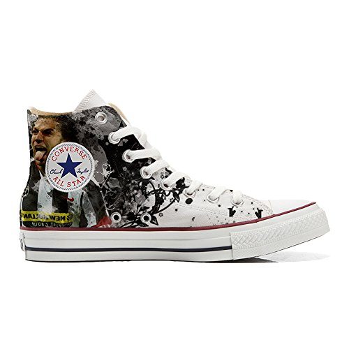 Converse All Star zapatos personalizados (Producto Handmade) (Producto Handmade) italian soccer 2