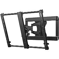Sanus Premium Full Motion TV Wall Mount Bracket for 37-50 TVs Features 15º of Tilt, 90º of Swivel, & Post Install Centering - VMF620-B1