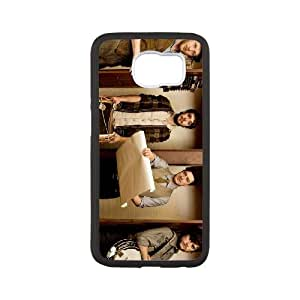Samsung Galaxy S6 Cell Phone Case White Mumford & Sons 001 JSY4272559KSL