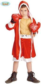 Disfraz de boxeador infantil - 4-6 años: Amazon.es: Juguetes y juegos