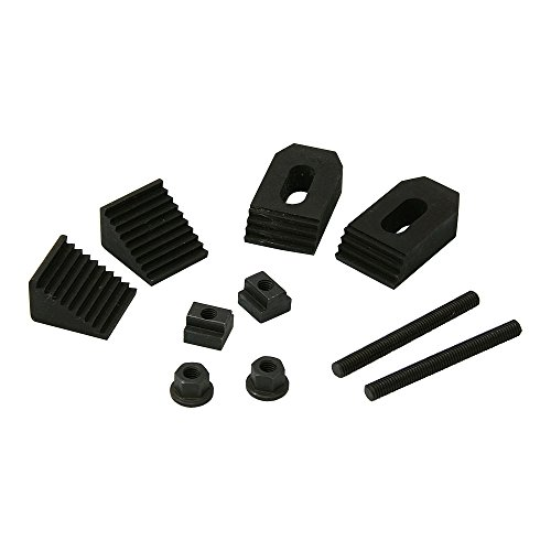 T-Slot Nuts, 8 mm and Clamping Bars by LittleMachineShop.com