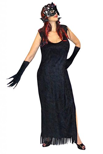 Plus Size Corpse Bride Costume (Sanctuarie Designs Womens /DRESS ONLY/Black Bat/Ghost Zombie Bride/ Dress Plus Size Supersize Halloween Costume/0x/Black/)