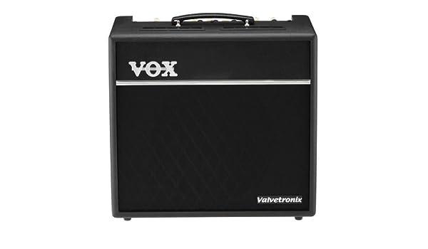 Vox VT80+ - Vt 80+ amplificador guitarra 120 watios: Amazon.es: Instrumentos musicales