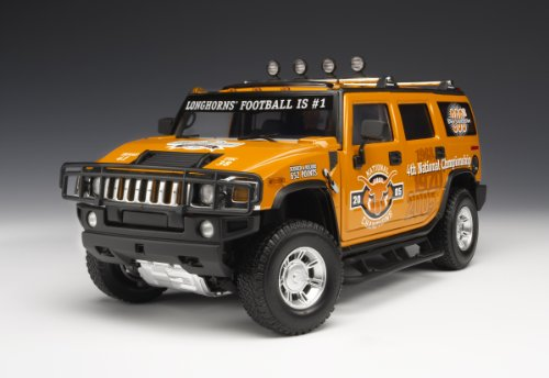 Highway 61 Texas Longhorns Football Hummer H2 Diecast Car/truck ()
