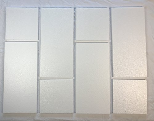 Styrofoam Wall Art - Value Packs (Piston) - Piston Wall