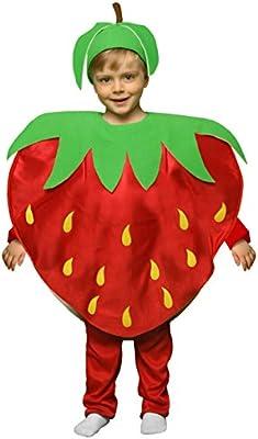 Disfraz de Fresa (1-2 años): Amazon.es: Juguetes y juegos