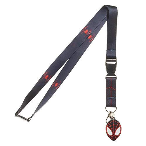 Marvel Spider-Man: Miles Morales ID Badge Holder Breakaway Lanyard Keychain