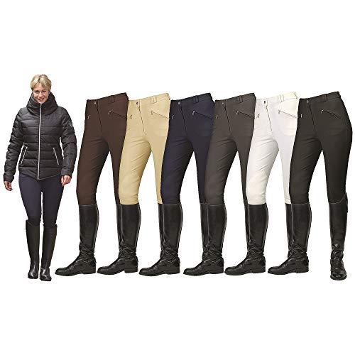 equitazione grigio Gisborne Pantaloni grigio Mark donna Todd da 6qCT4fw