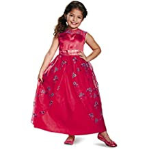 Elena Ball Gown Classic Elena of Avalor Disney Costume, X-Small/3T-4T