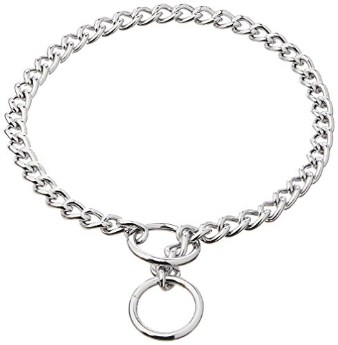 Coastal-Pet-Products-DCP553020-20-Inch-Titan-Heavy-Chain-Dog-Training-ChokeCollar-with-3mm-Link-Chrome