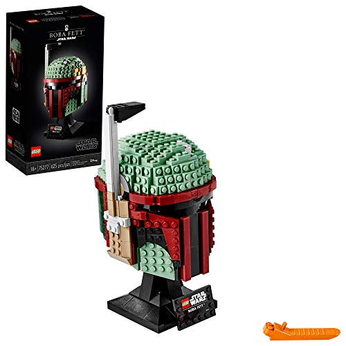 LEGO Star Wars Boba Fett Helmet 75277 (new 2020)