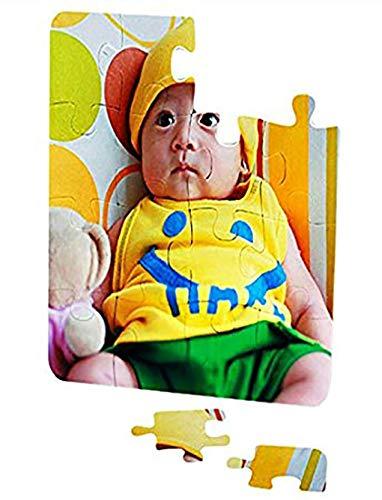 Original y Creativo Puzzle Personalizado iman, magnetico con Foto ...