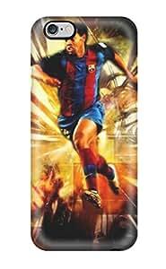 New Cute Funny Ronaldinho Case Cover/ Iphone 6 Plus Case Cover