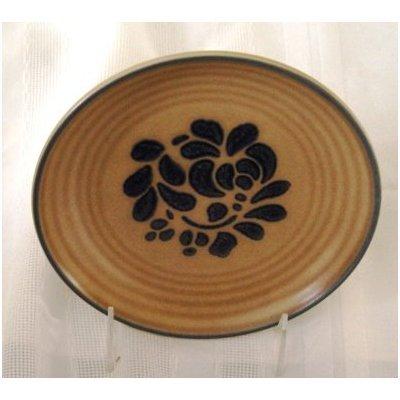 Pfaltzgraff Blue Folk Art Salad Plate Dessert Plate Bread Plate 7
