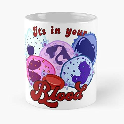 Science Medicine Hematology Geek Coffee Mugs Best Gift, Funny ()