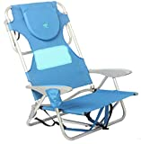 Ladies Comfort On Your Back Chair - Blue