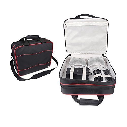 BUBM General Travel Case For Xbox one / Xbox one s / Xbox 360 Games Controller / Charger / Console / Headset / USB Cable And Other Xbox one s Accessories Black